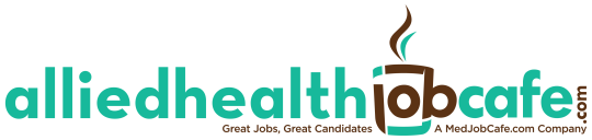 Allied Health Job Cafe Logo