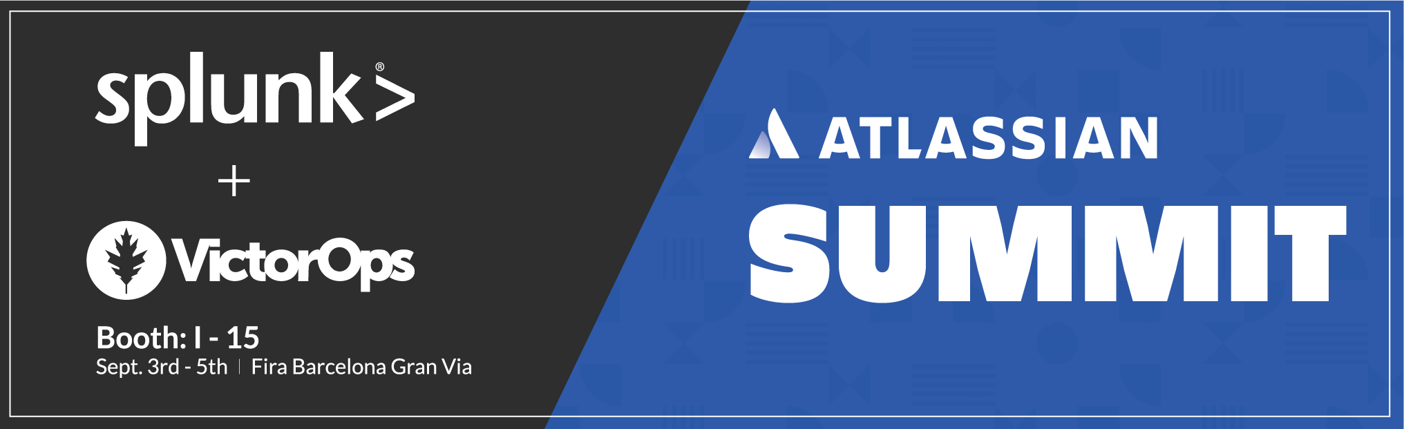 Atlassian Summit 2018 Barcelona Blog Banner