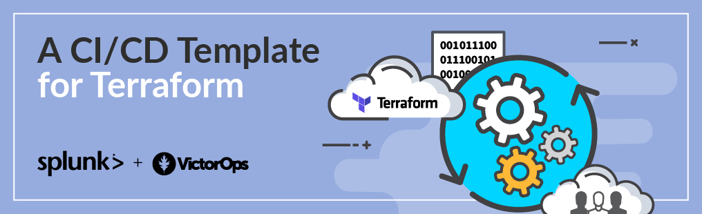 A CI/CD Template for Terraform Blog Banner Image