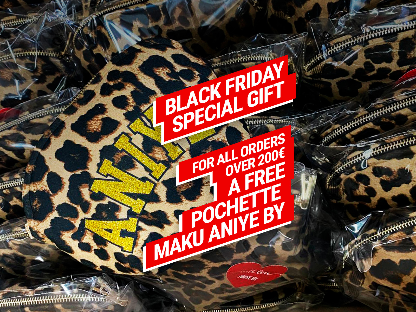 Black Friday special gift