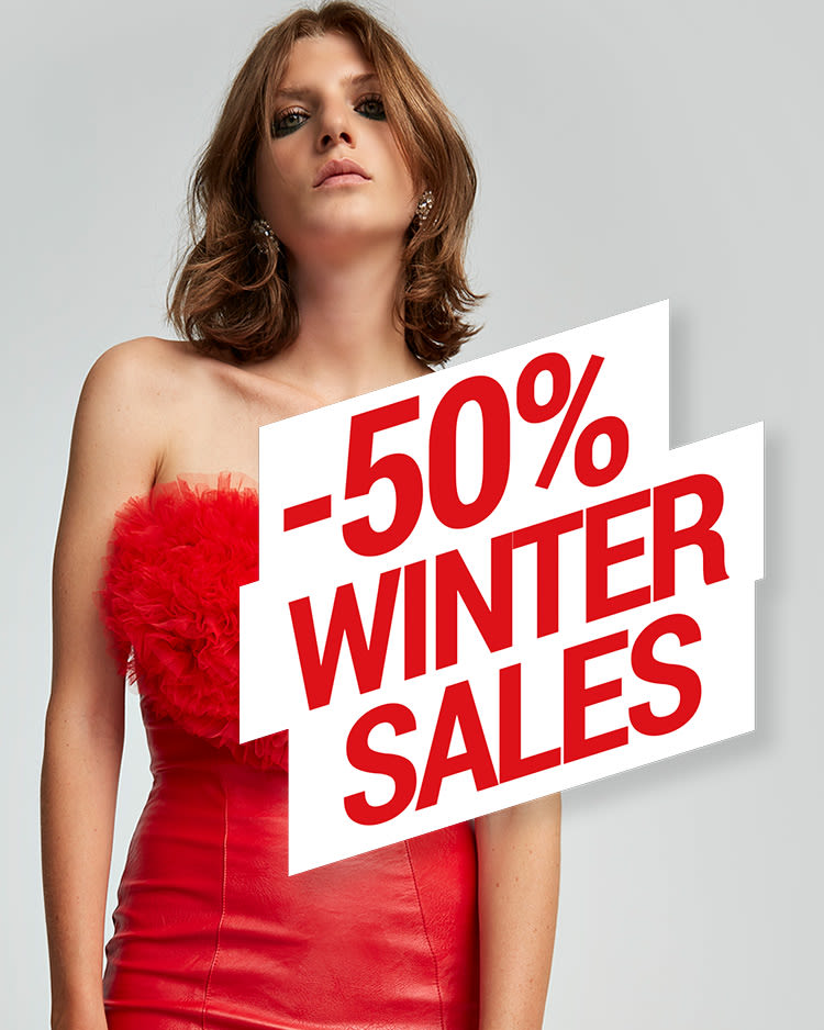 Winter Sales -50%