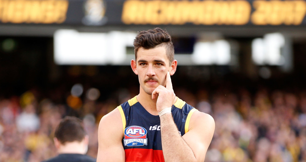 Taylor Walker Still Haunted By 2017 Grand Final Loss Mike Sheahan