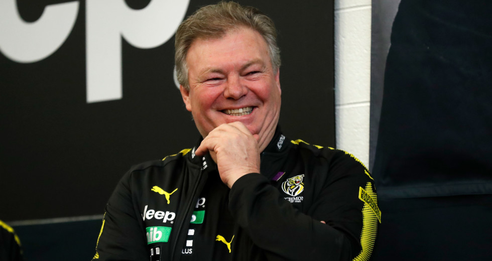 Richmond Tigers footy boss explains why AFL makes free