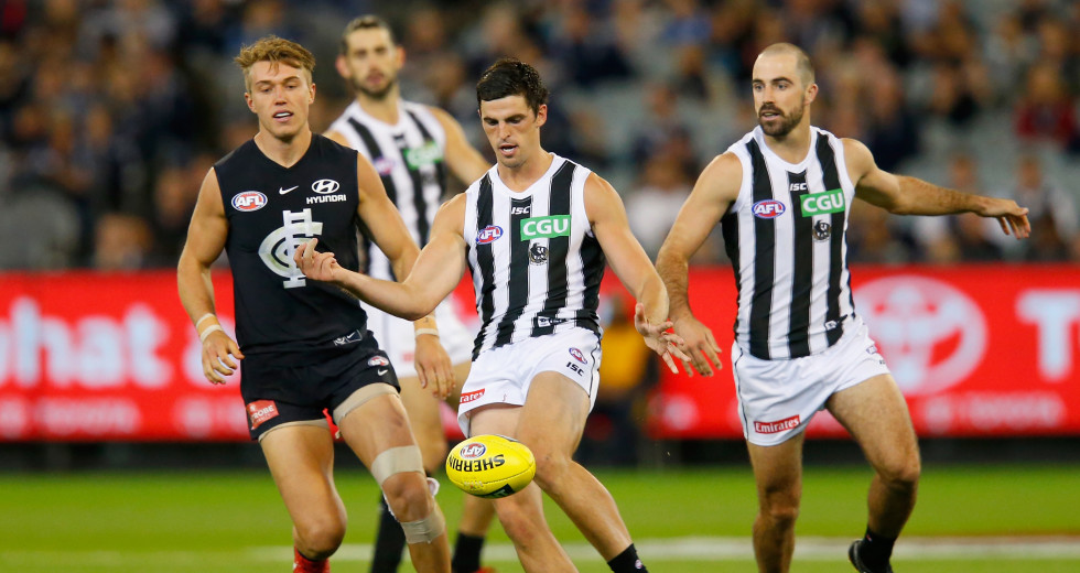 Nathan Buckley Explains Why Scott Pendlebury Has Always Been An A