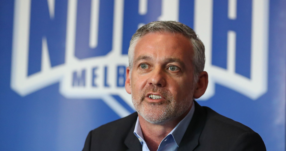 e322c475772 Why the North Melbourne chairman called an Easter Sunday meeting. By SEN 2  months ago