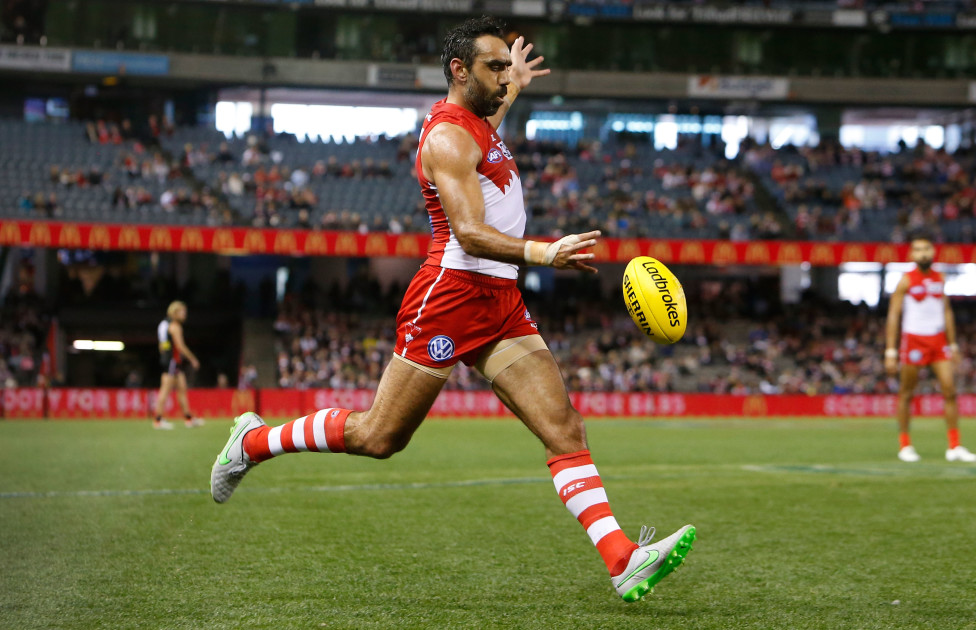 The dream that became a nightmare for Adam Goodes