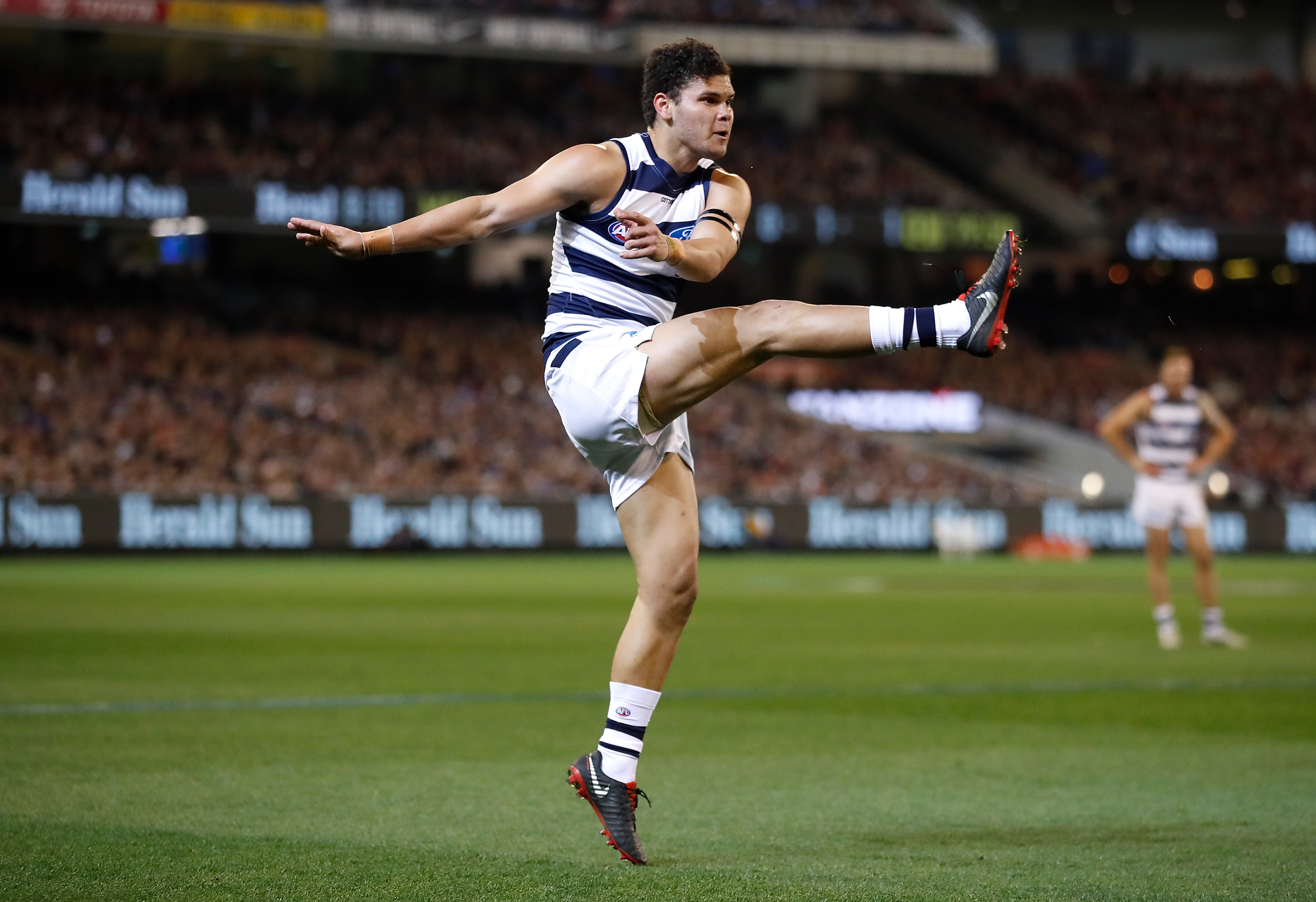 Cats swing late change ahead of Melbourne clash