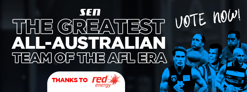 Greatest All-Australian Team of the AFL Era Vote Now