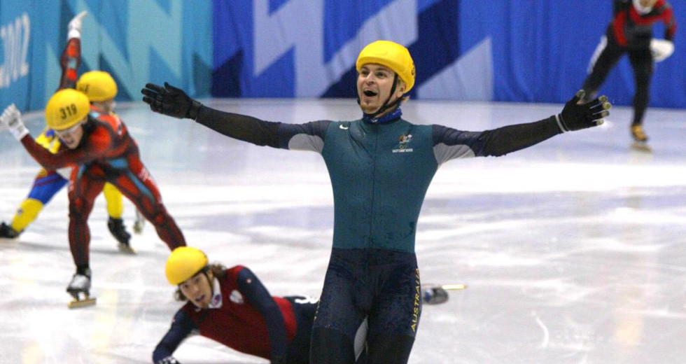 Image result for steven bradbury
