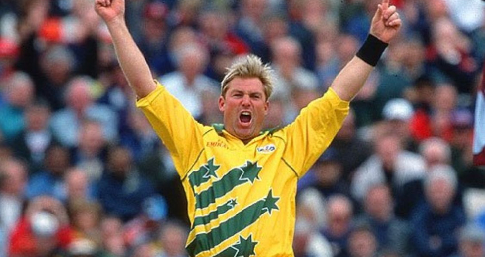 Shane Warne selects his best Australian ODI XI of players he played with