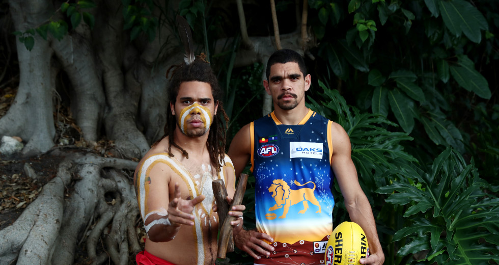 All 2019 Afl Indigenous Guernsey Designs