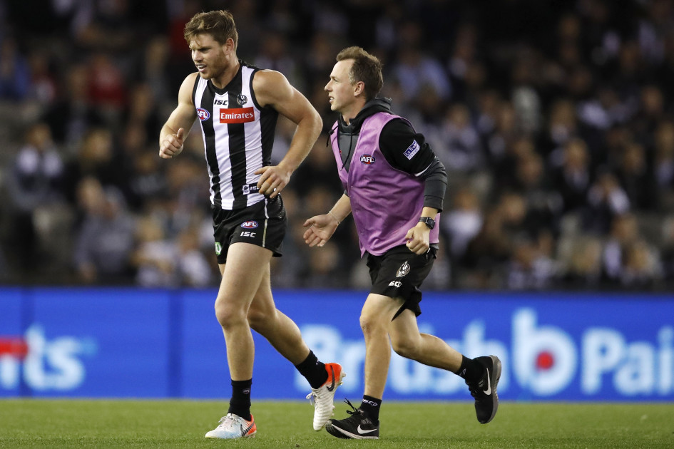 Important Pies duo remain in doubt for Suns clash
