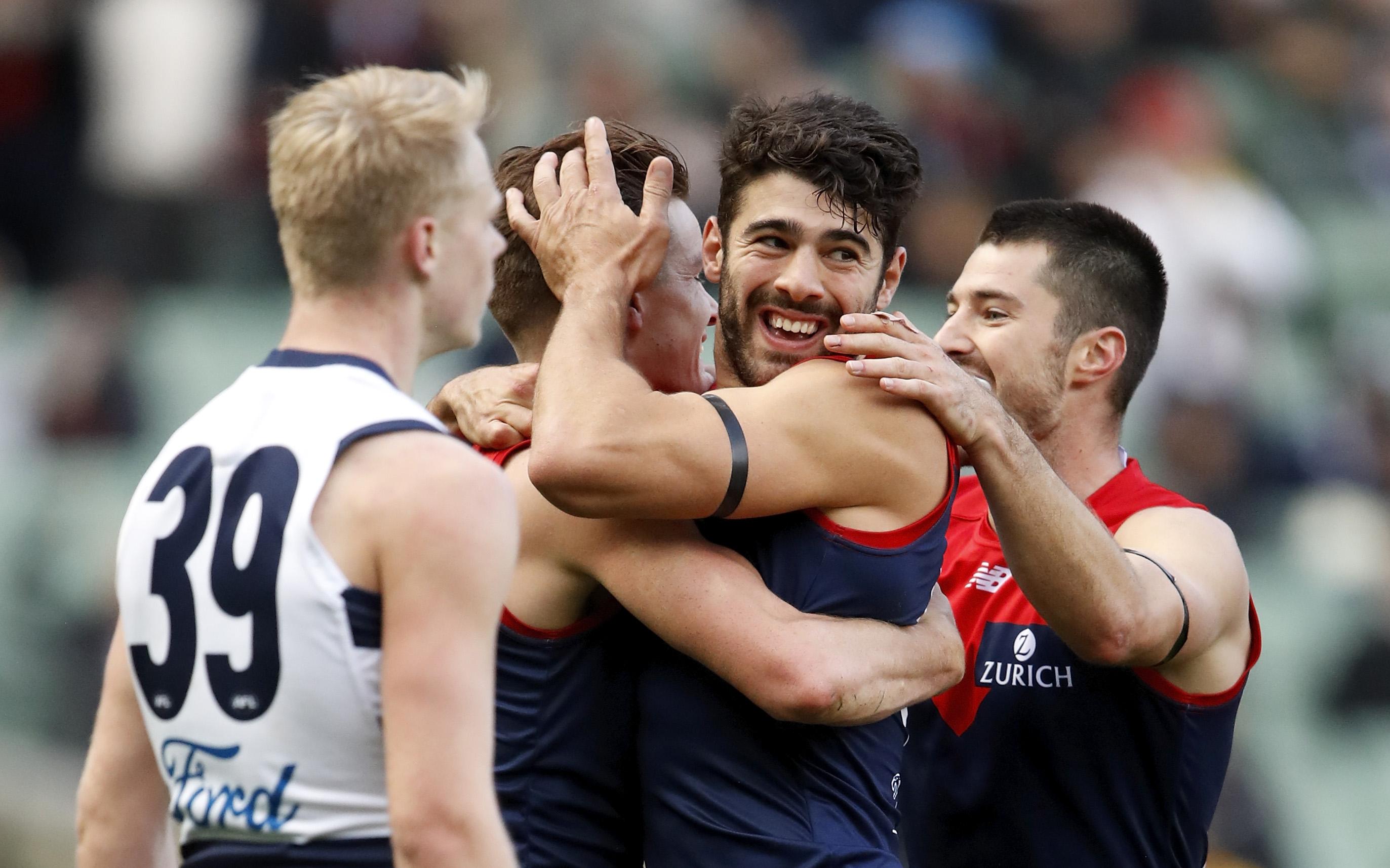 Demons extend unbeaten start with convincing win over Cats