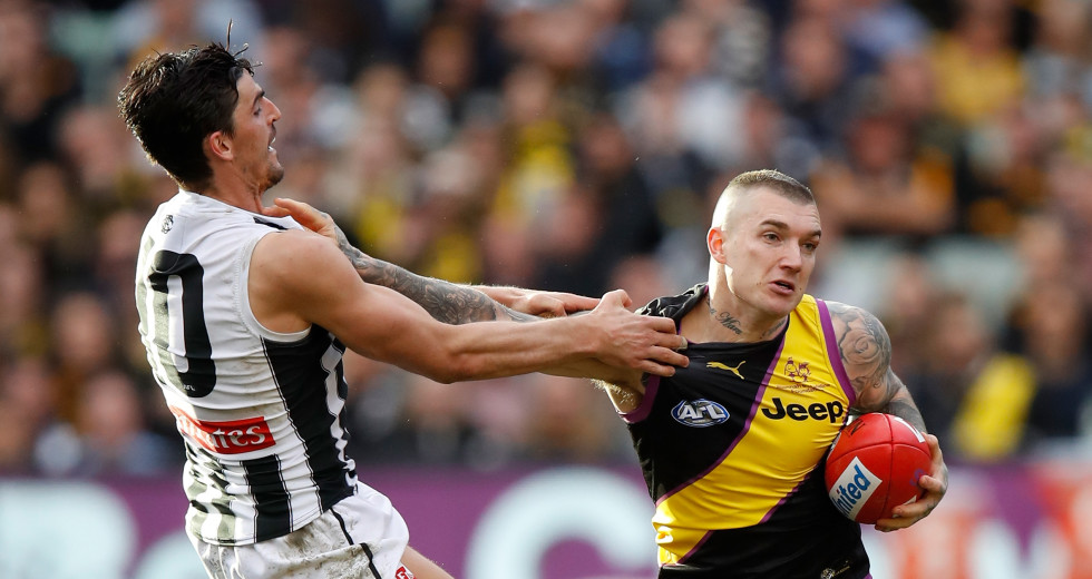 The Wrap Up: Collingwood lose two key players as Richmond