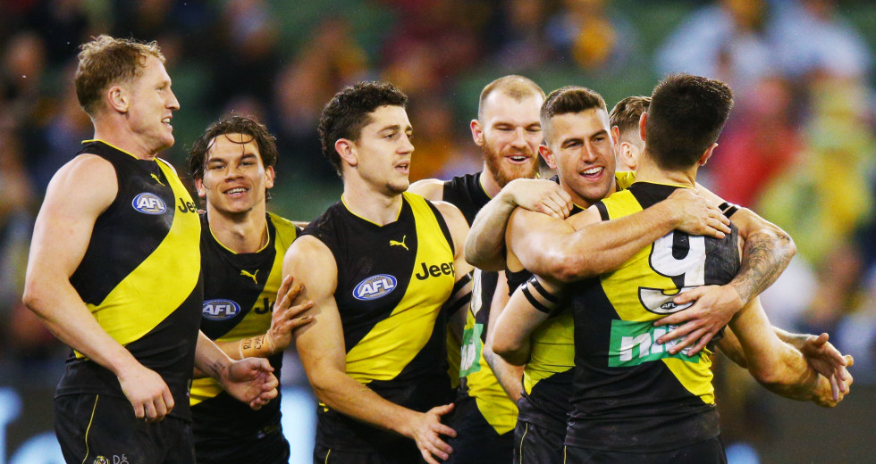 80e2ec9d1 The numbers behind Richmond Tigers' big finals win over Hawthorn Hawks