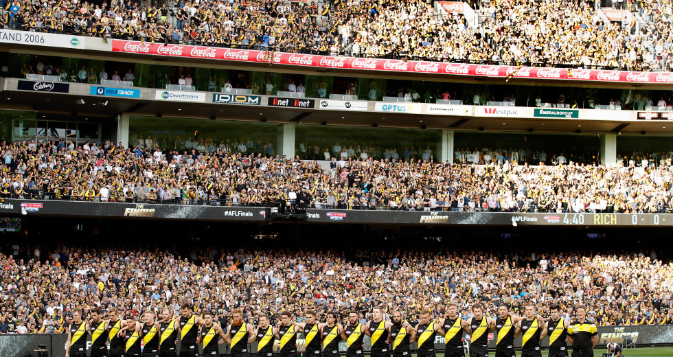 Top-of-the-table Tigers v Magpies clash officially sold out