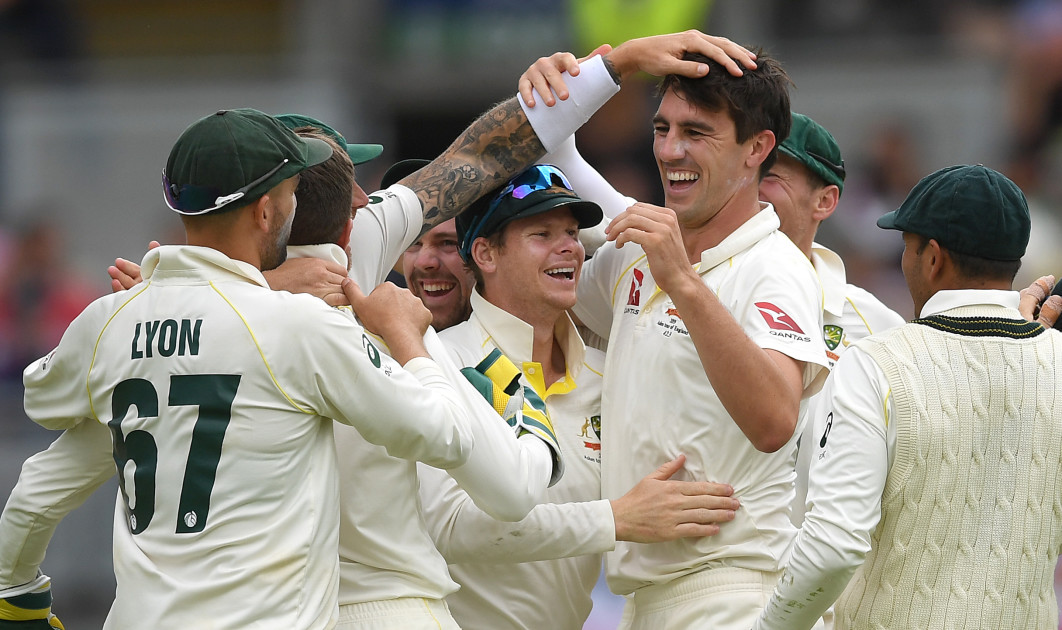 Pat Cummins claims top ICC award as five Aussies make Test Team of the Year