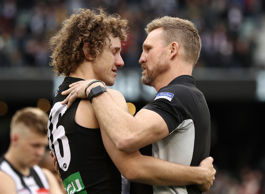 Why Nathan Buckley Will Be Avoiding The Grand Final