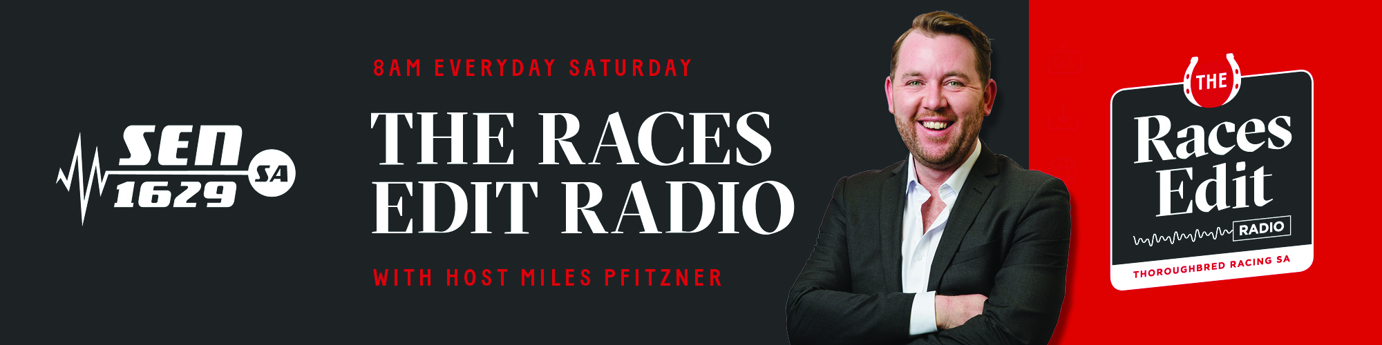 The Races Edit Radio Podcast 2000x500 V2