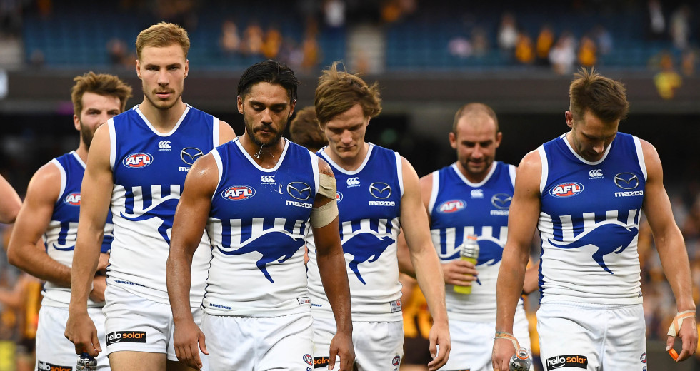 e6f9388fb11 Sheahan questions North Melbourne recruiting