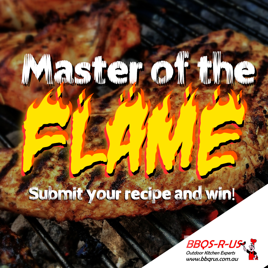 Flame Master Bbq.Master Of The Flame Competition