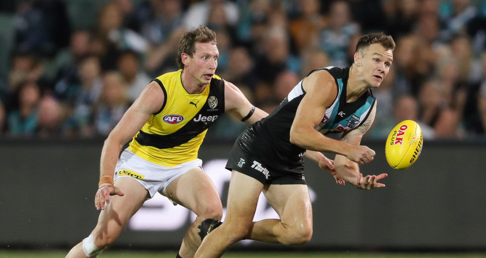 Rob Harding S In Depth Tactical Preview Of Port Adelaide Versus Richmond