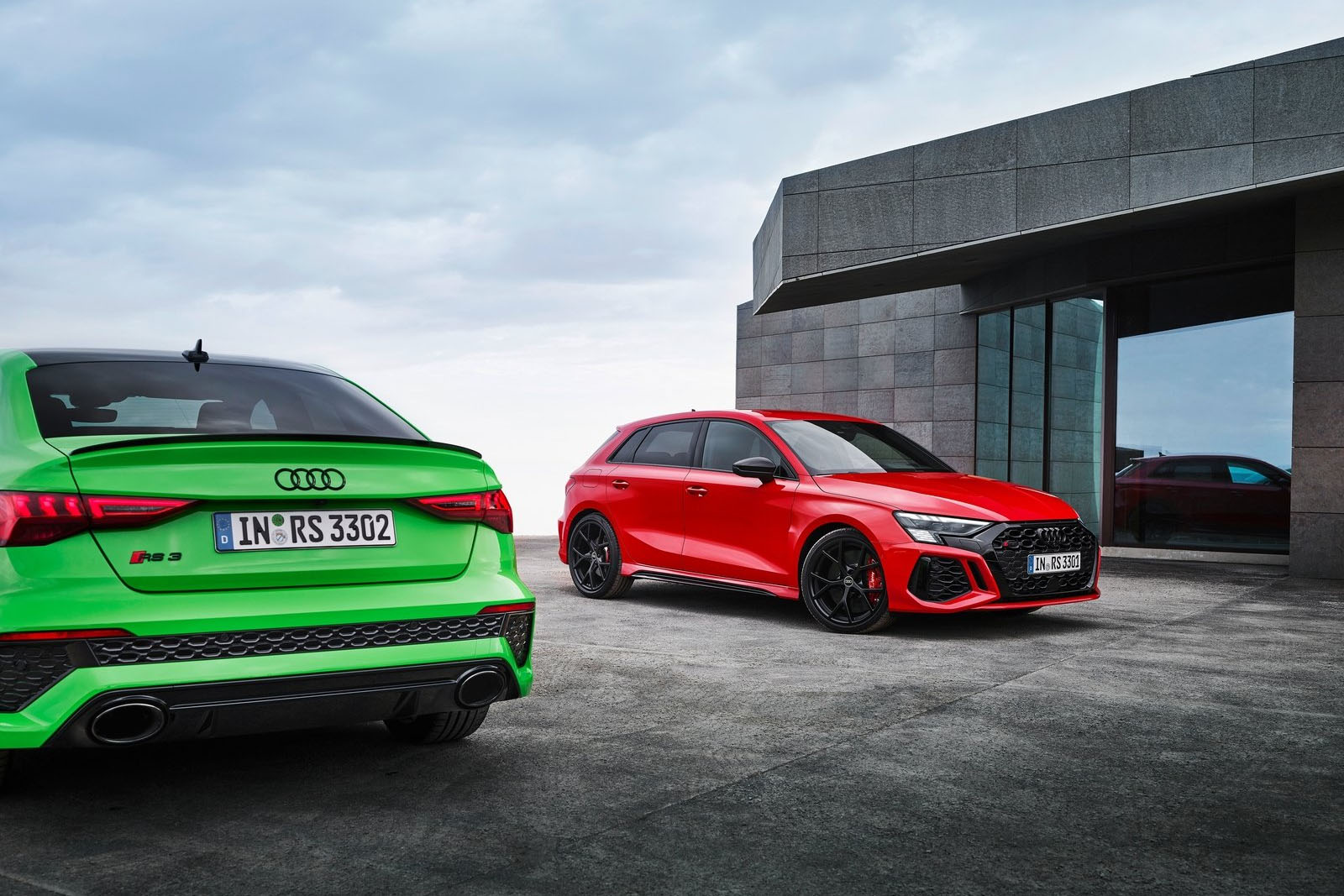 Audi RS3-2022 Sportback