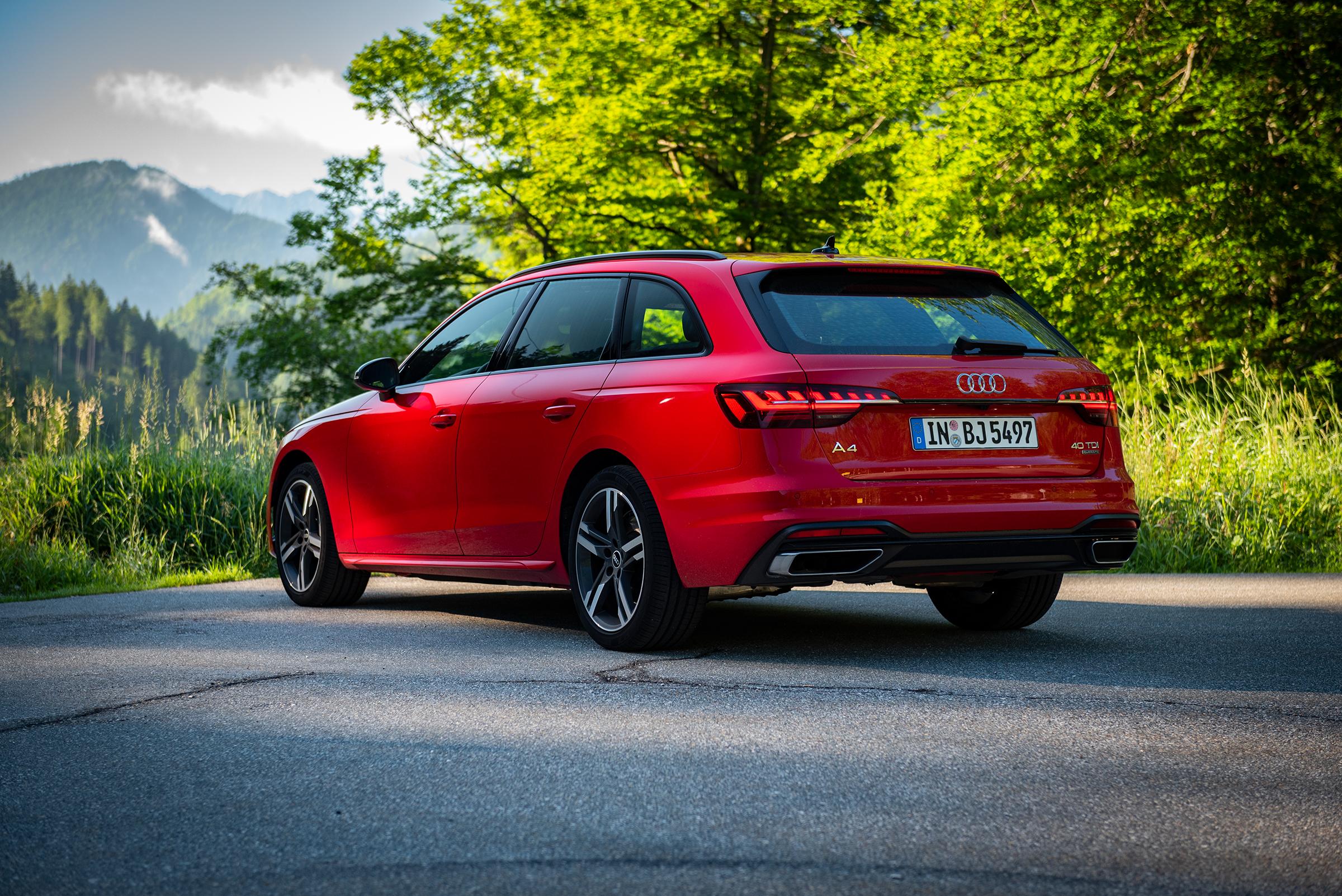Audi-A4-Avant-2021-Side-Rear