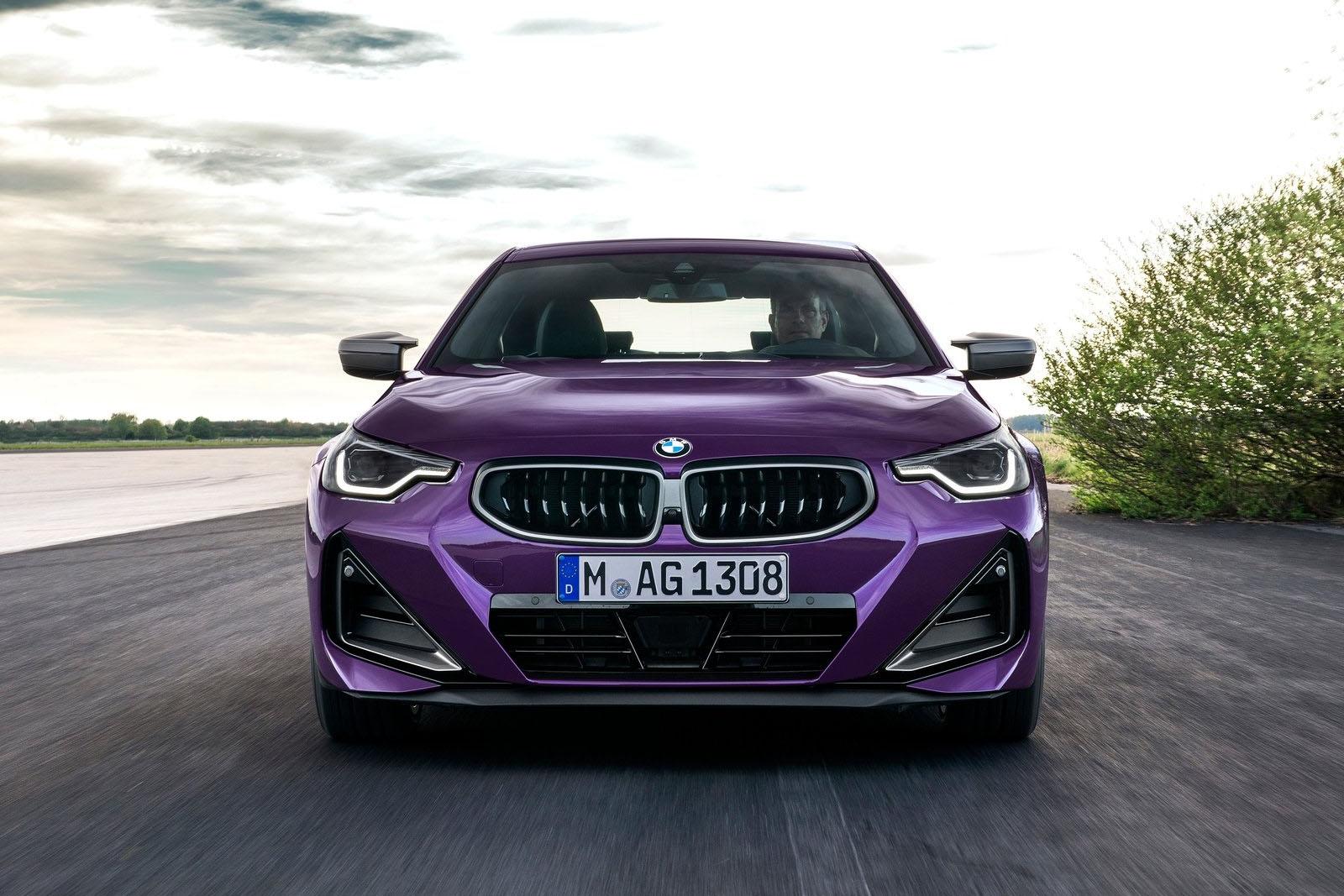 BMW-M240i-xDrive-2022-front