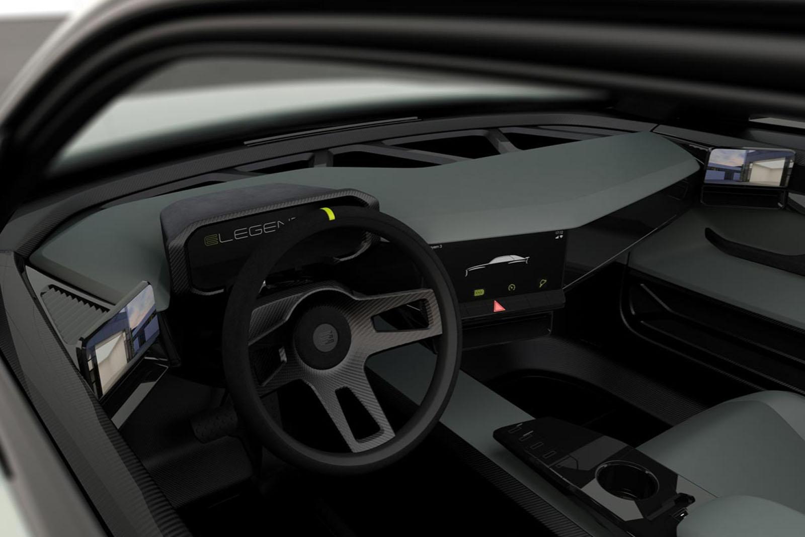 E-Legends-EL1 interior