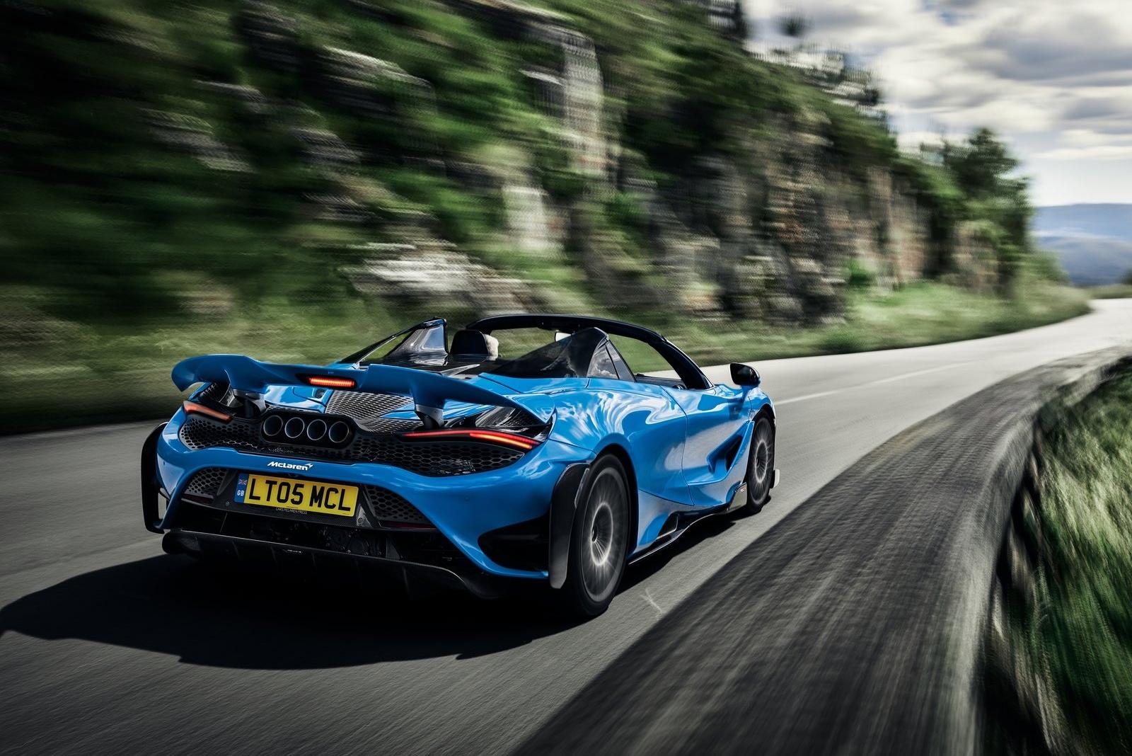 McLaren-765LT-Spider-Rear