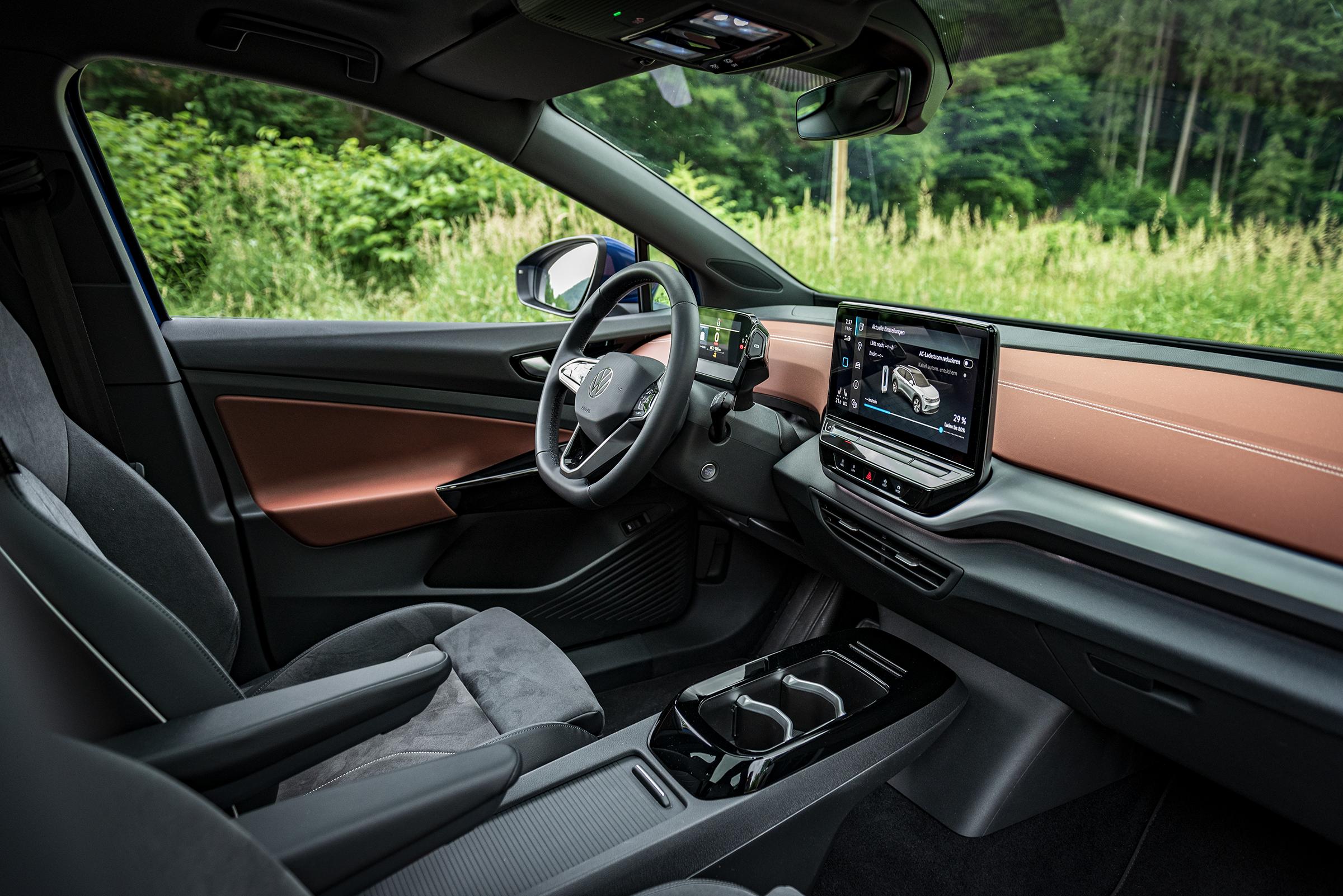 VW ID.4-2021 interior