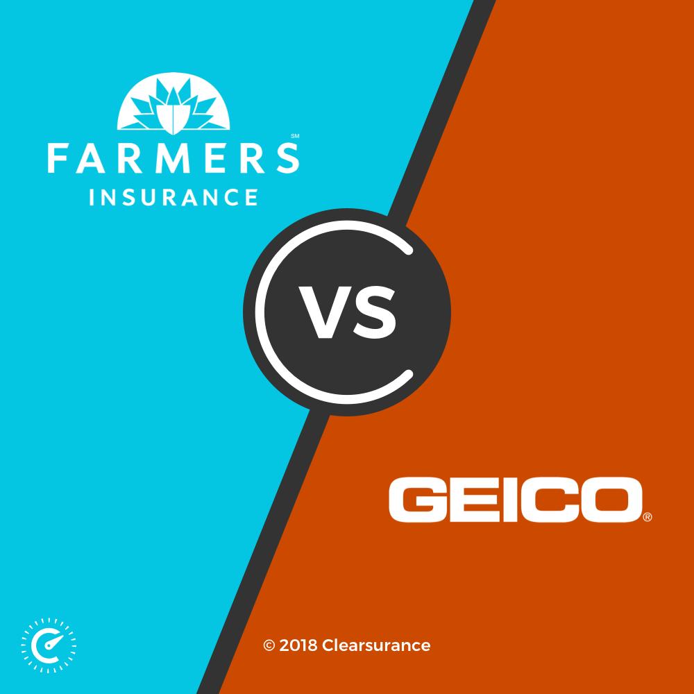 Farmers Vs. Geico: Consumer Ratings