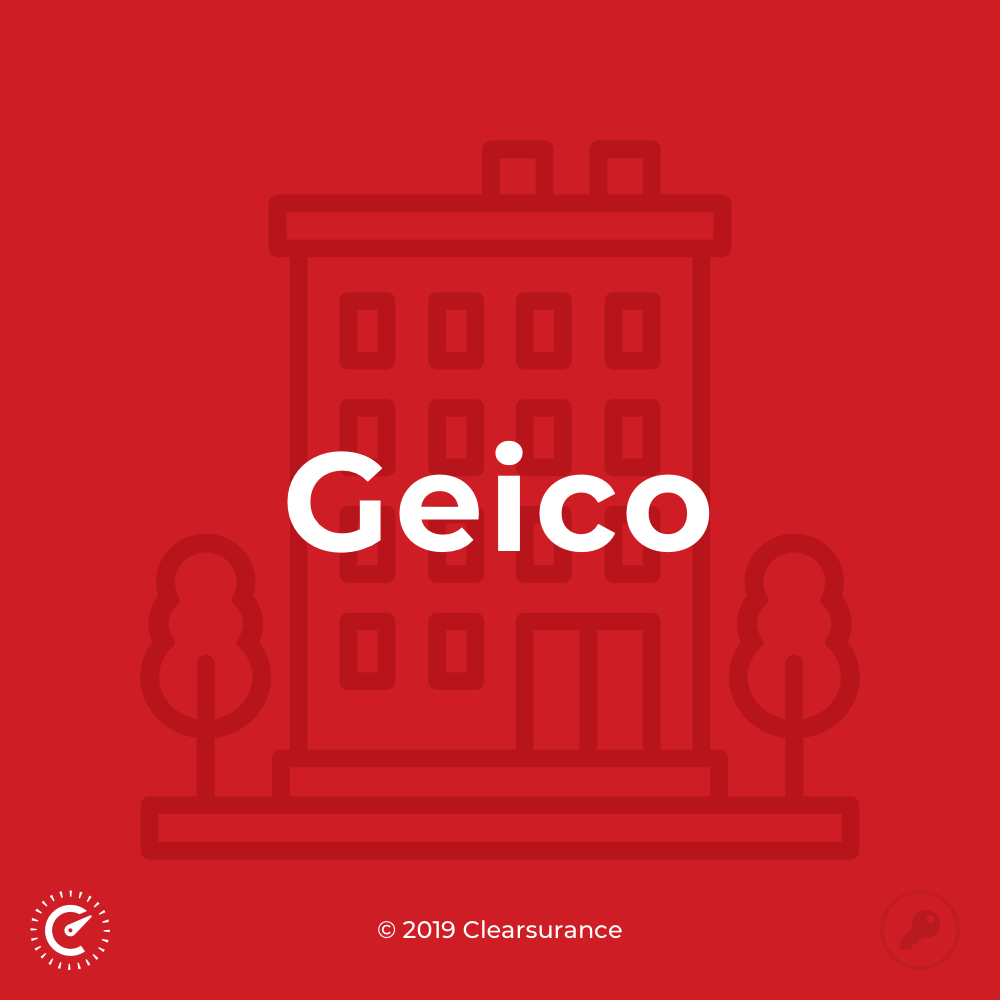 Geico Rental Car Coverage >> Geico Renters Insurance Review Clearsurance