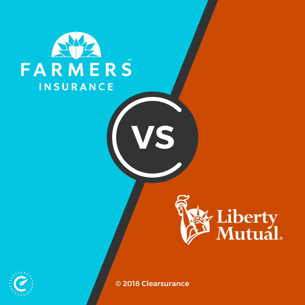 Farmers Vs. Liberty Mutual: Consumer Ratings And Rates