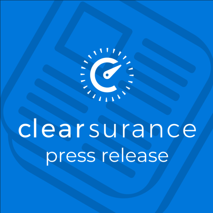 Clearsurance Announces Strategic Partnership with BenefitHub