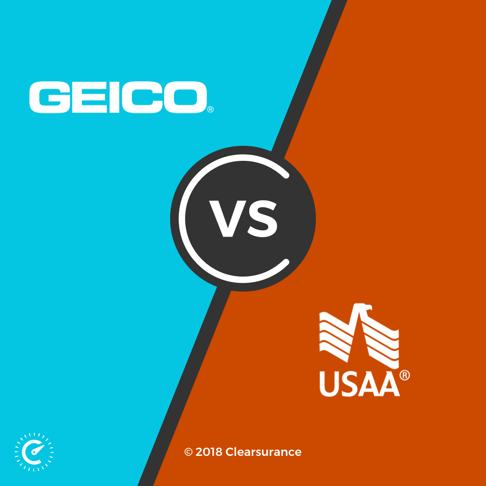Geico Vs. USAA: Consumer Ratings And Rates