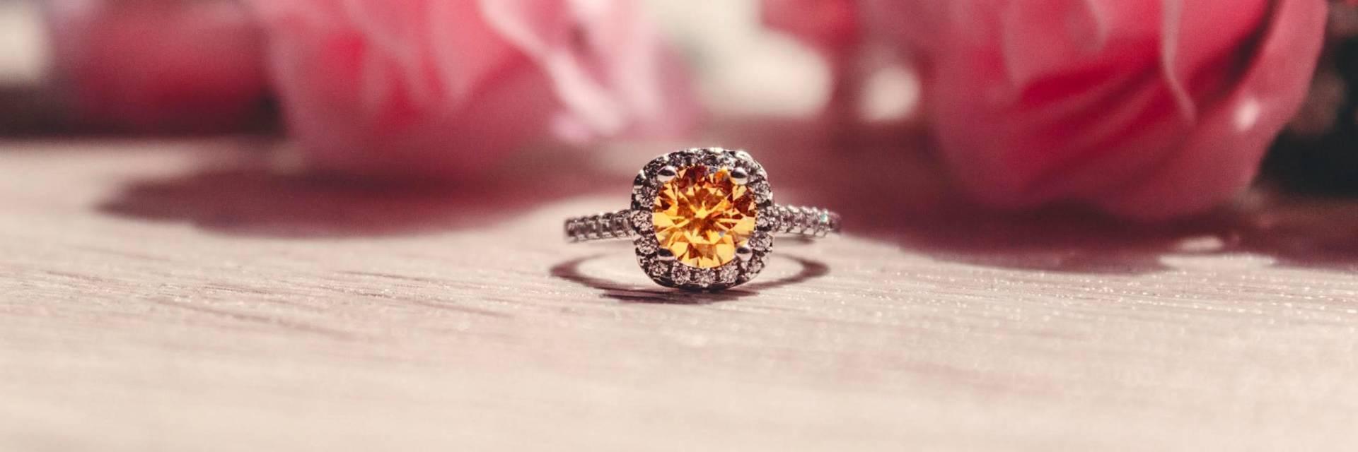 Create a memorial family diamond