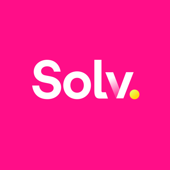 Solv - More Patients, Happy People