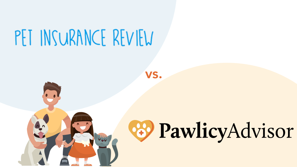 petinsurancereview vs pawlicy advisor pet insurance