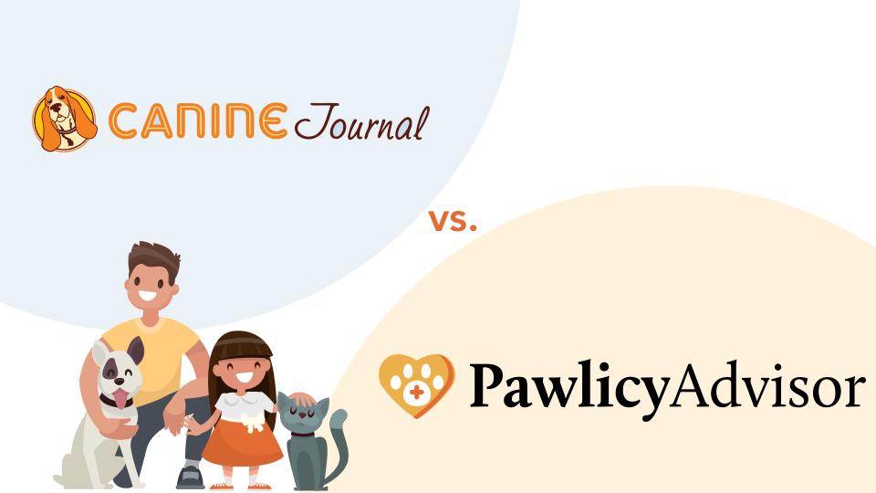Canine Journal vs. Pawlicy Advisor