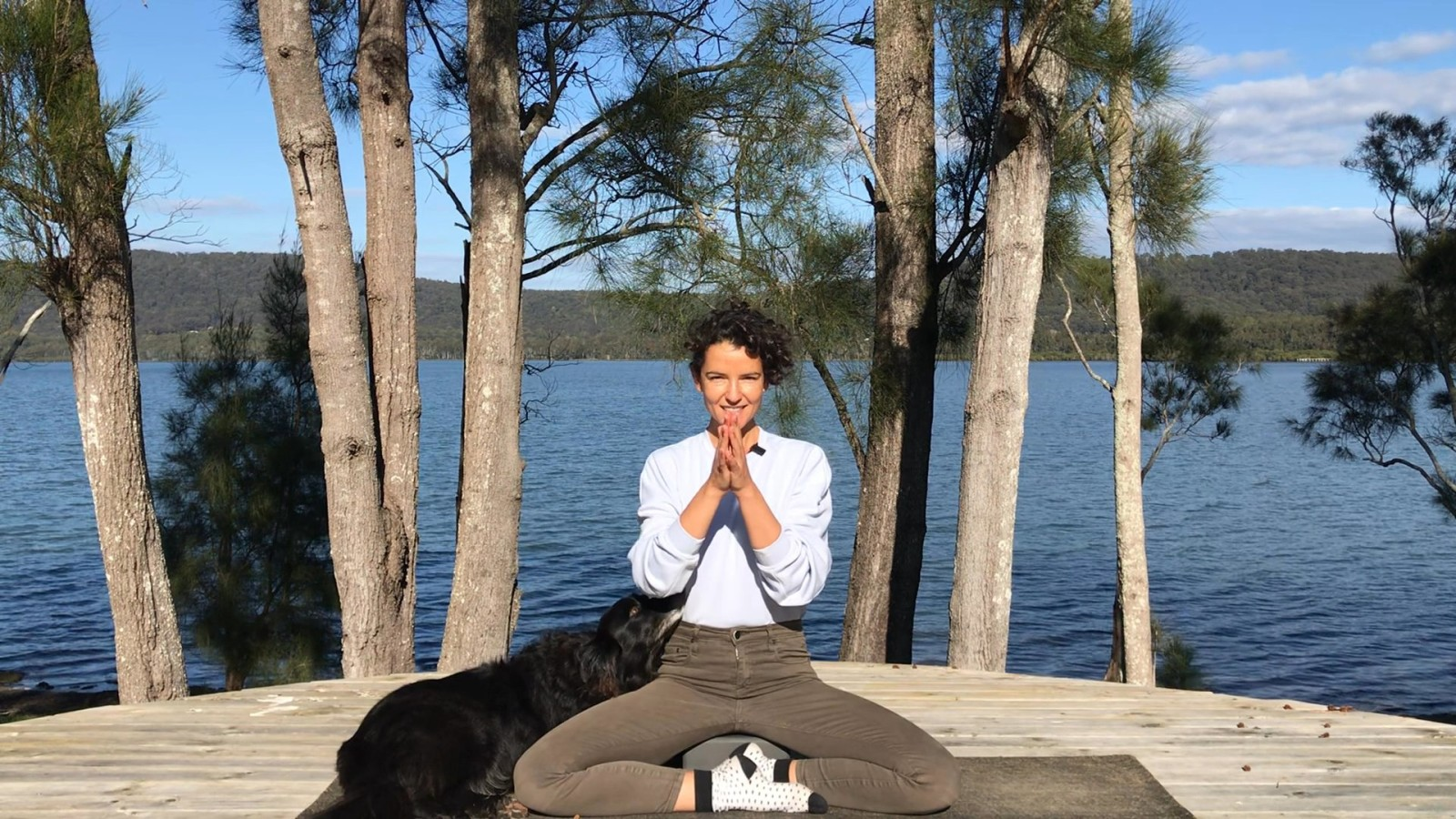 Throat Centred Meditation with Maryanne Edwards