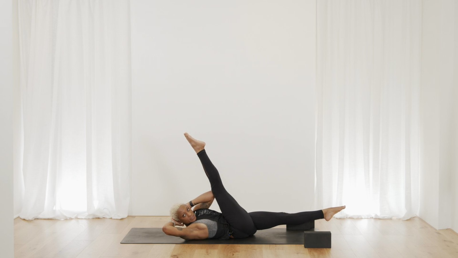 Abs and Inversions Focus with Norma Nelson