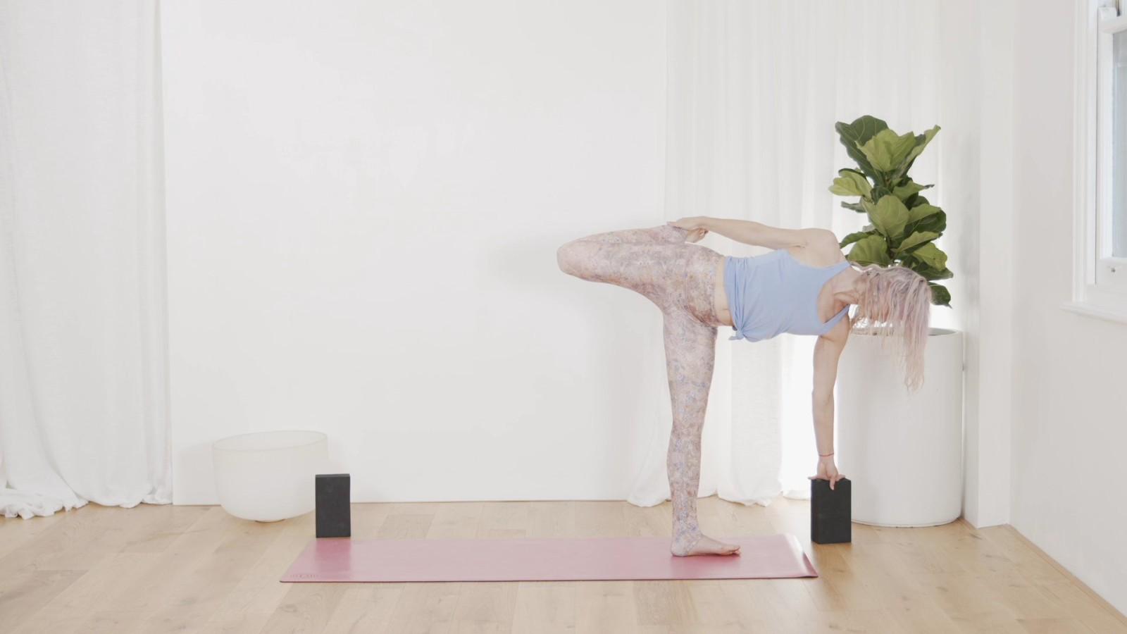 Yoga Open with Aimee Pedersen