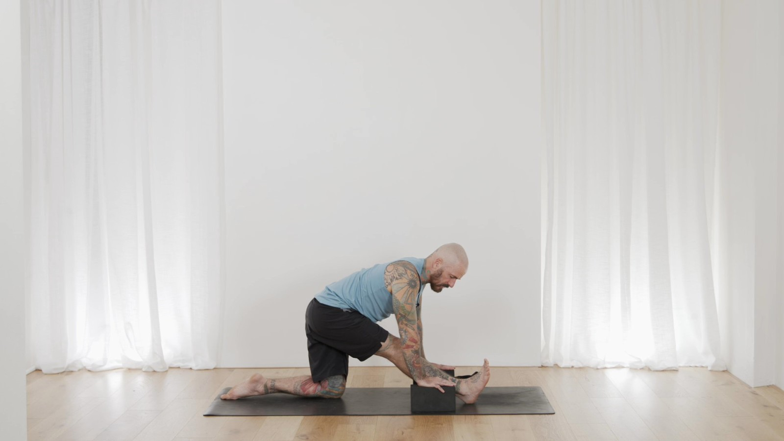 Yoga Foundations - Help For Your Hamstrings with Ari Levanael