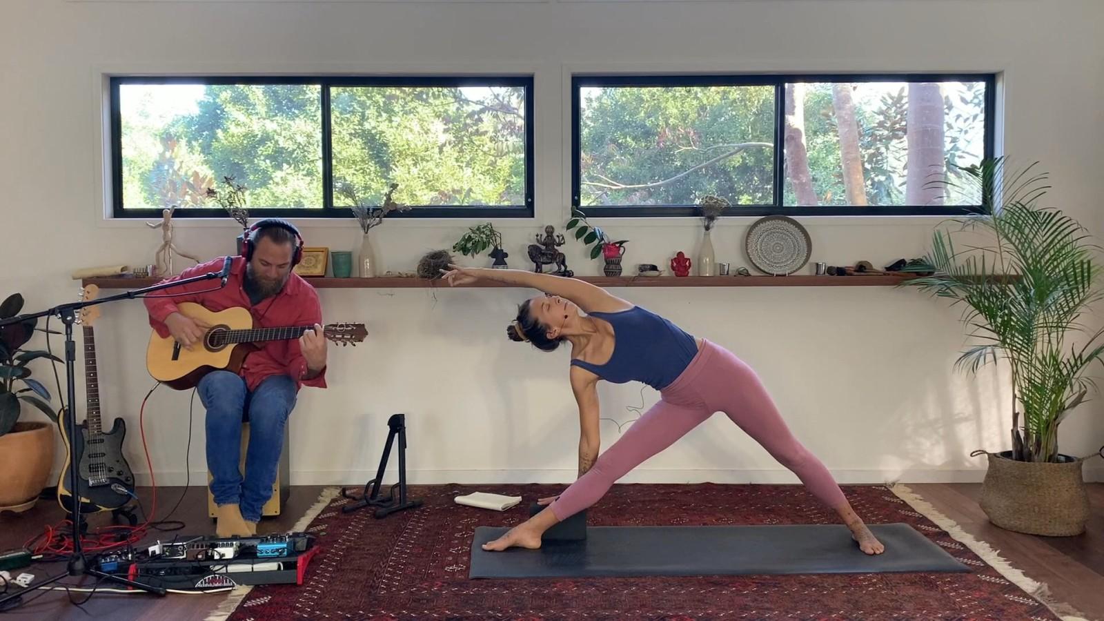 Samavesha ~ The Divine Current with Lara Zilibowitz