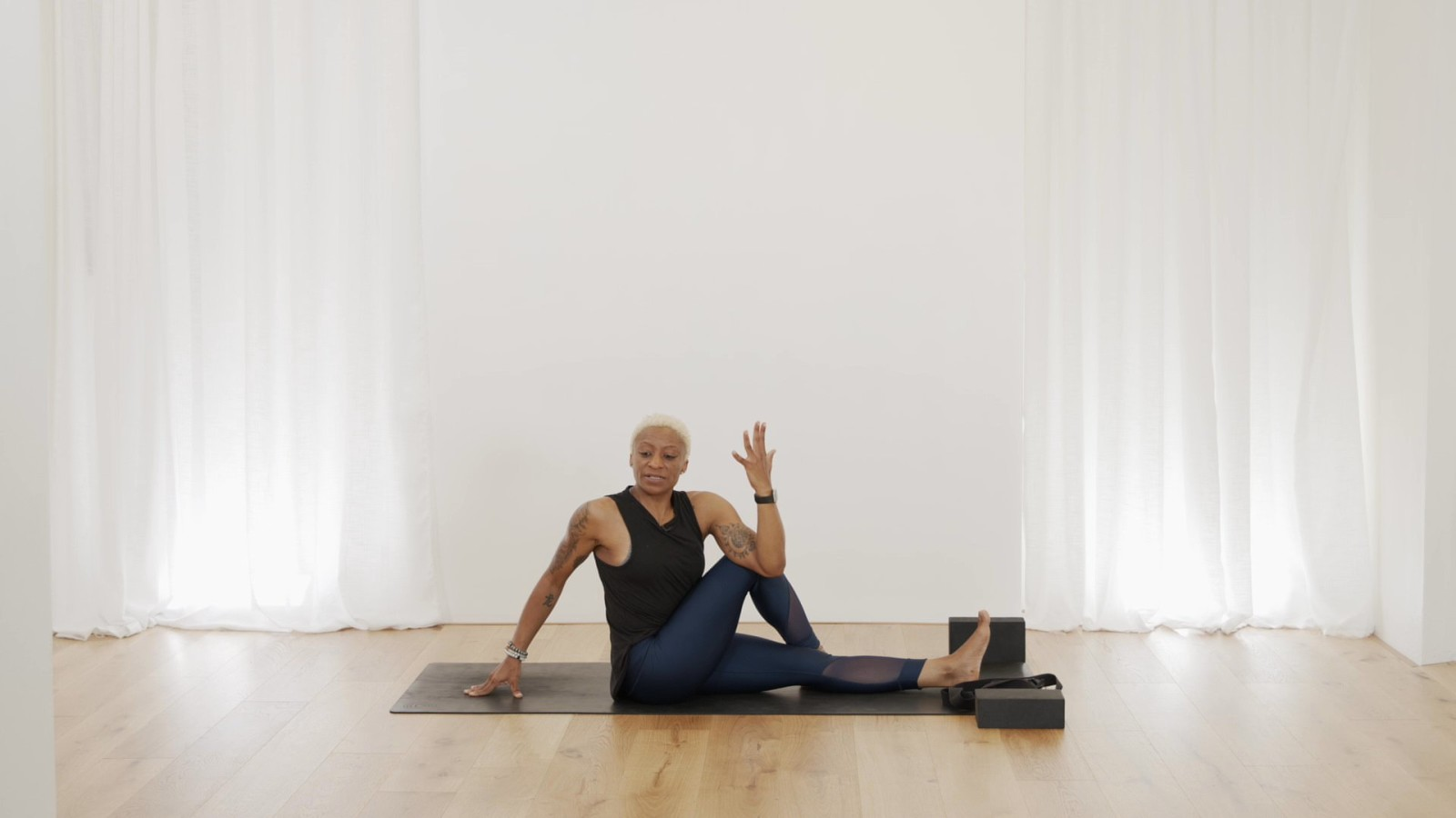 Seated Postures with Norma Nelson