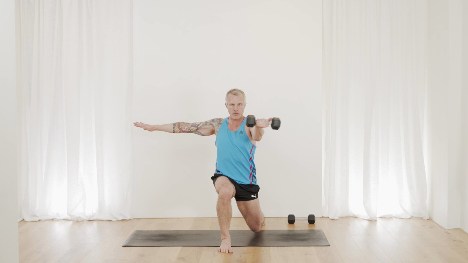 Sculpt, Shape and Sweat! with Mark Moon