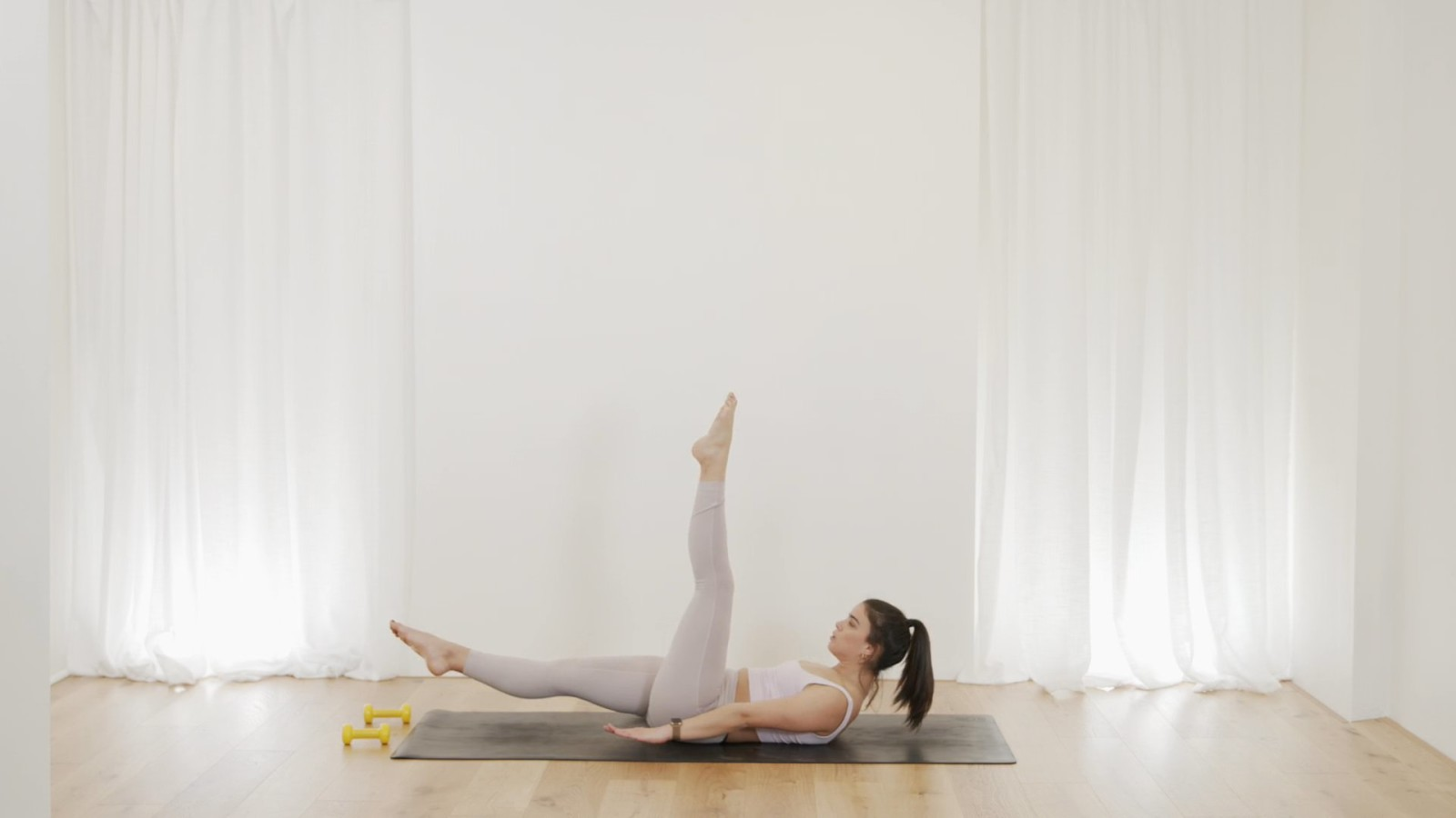 Power Pilates with Ella Kauter