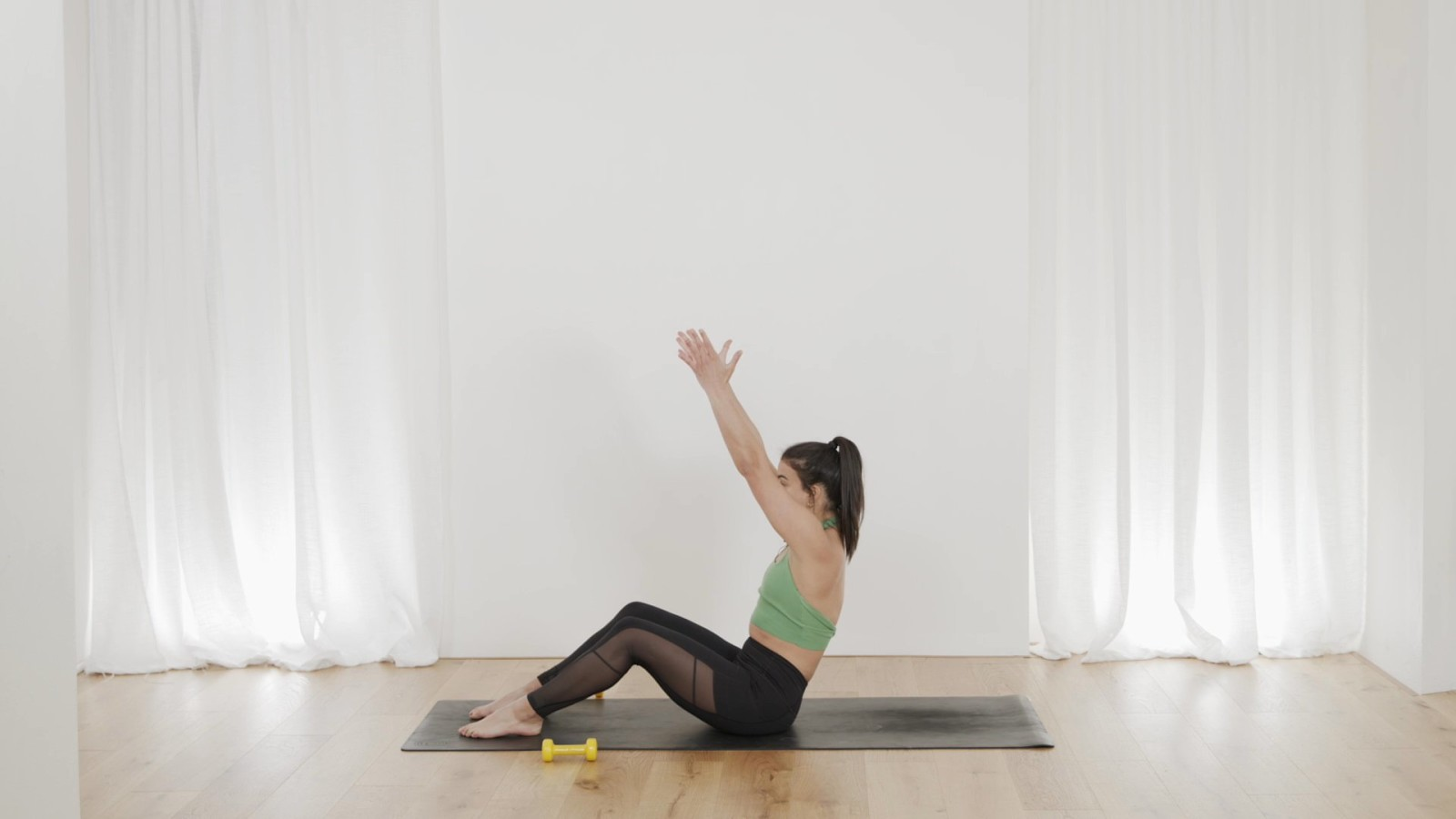 Full Body Pilates with Ella Kauter